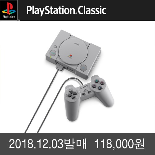 PlayStation Classic SCPH-1000RA