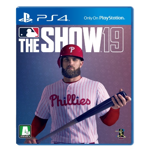 PS4 MLB THE SHOW 19 (초회판)