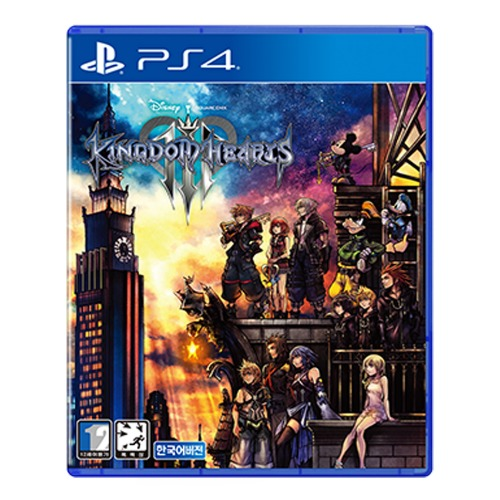 PS4 KINGDOM HEARTS III 한글판