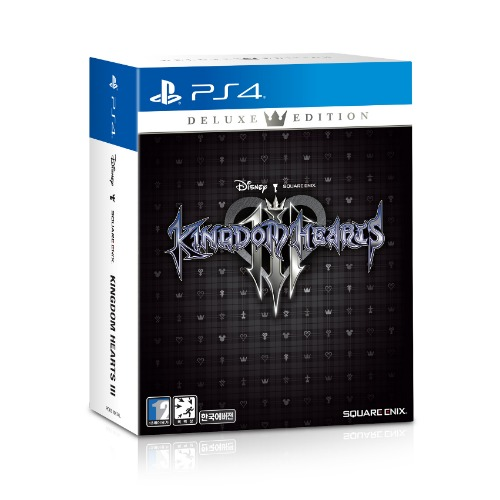 PS4 KINGDOM HEARTS III 한글판 ★DELUXE EDITION★