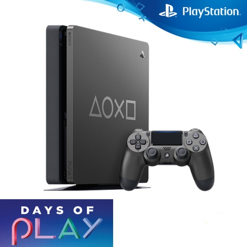 [DAYS OF PLAY] PlayStation 4 Days of Play 리미티드 에디션 (1TB)