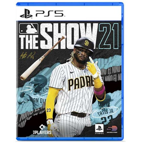PS5 MLB the SHOW 21 주문예약