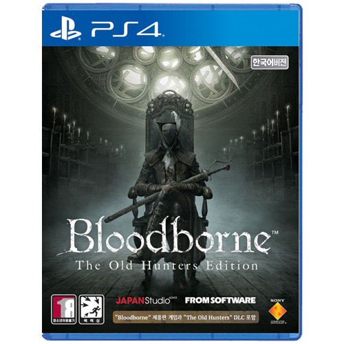 [PS4] Bloodborne The Old Hunters Edition(KR Ver.)