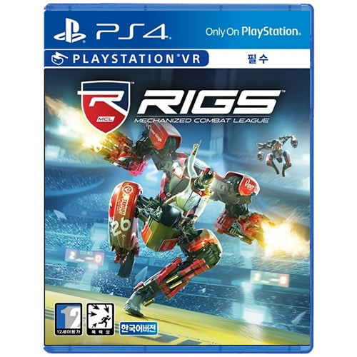 [PS VR] RIGS MECHANIZED COMBAT LEAGUE (한국어버전)
